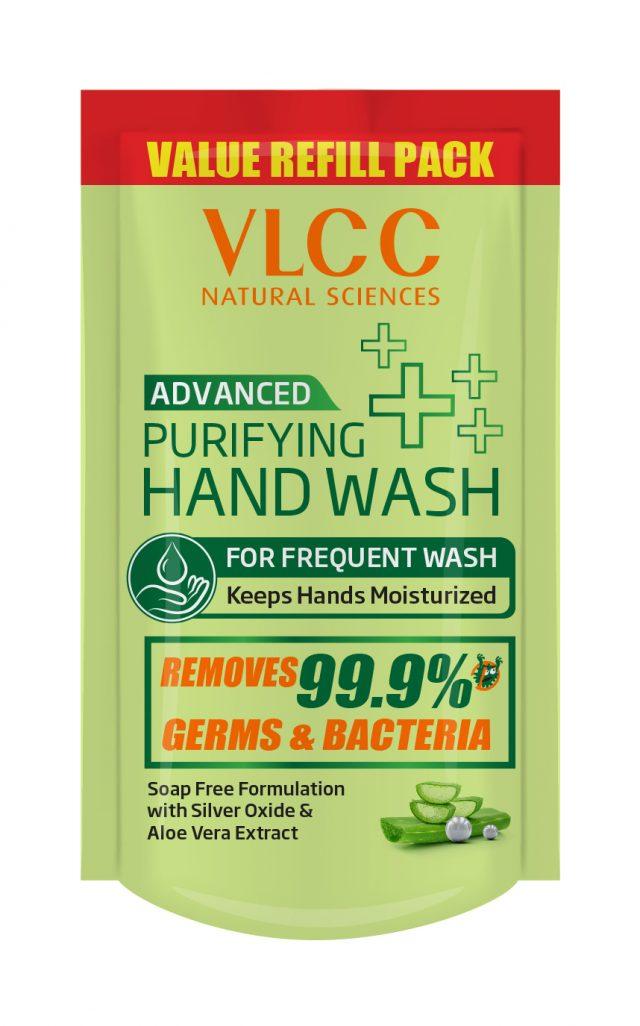 VLCC hand Wash