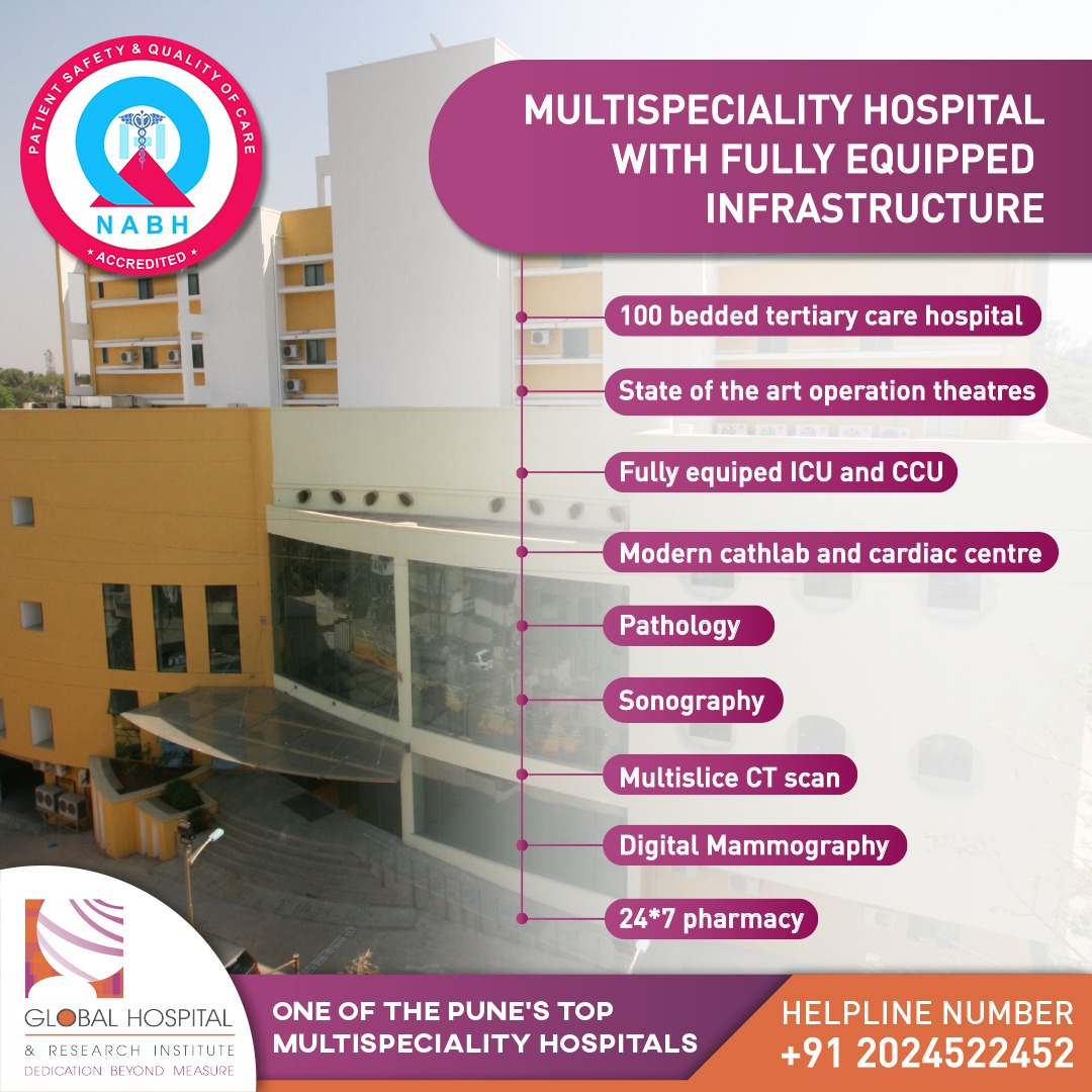 Global Hospital and Research Institute, Pune