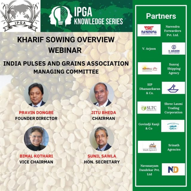 India Pulses and Grains Association